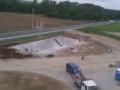 Budowa zbiornika przeciwpożarowego 2